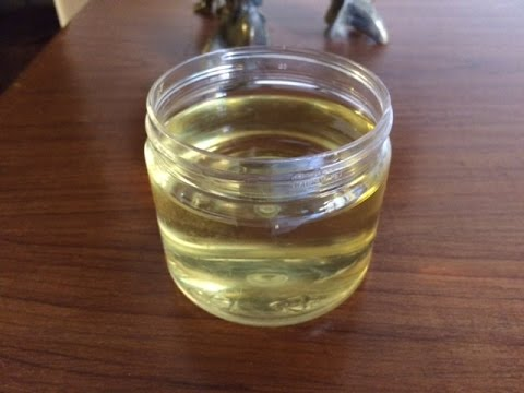 How to make Lime infused oil