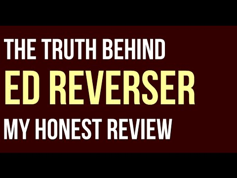 ░▒▓ ED Reverser Review | ED Reverser Program | Is ED Reverser Book a Scam | Download Instructions ▓▒