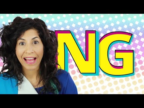 Why there is no G in 'NG'