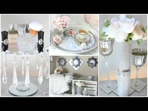 DIY DOLLAR TREE GLAM ROOM DECOR