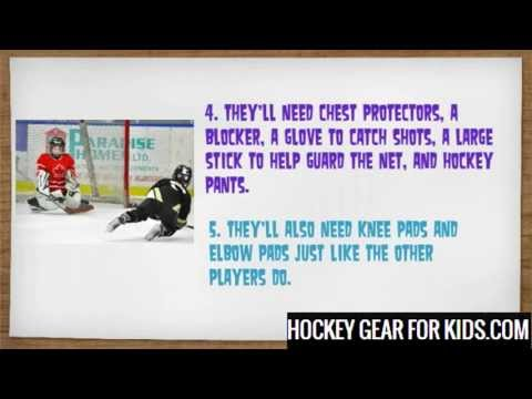 Roller Hockey Equipment Requirements for Kids