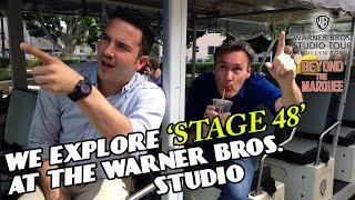VIP Tour of 'Stage 48' Warner Bros. (BTM: the Web-Series, Ep.84)