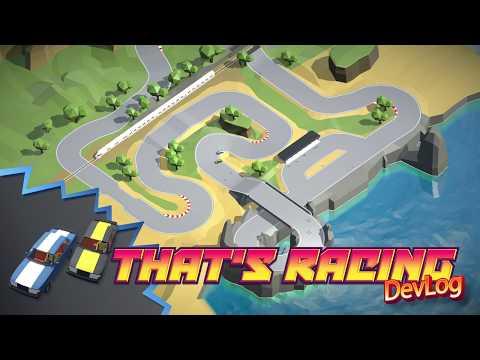That's Racing - DevLog - NavMeshAgent & Car Enter Animation - Unity3D