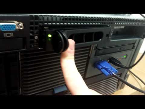 HP ProLiant DL585 G2 & Dell PowerEdge 1950 Servers