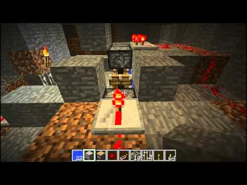 Minecraft Tutorial: Mob Grinder  for spiders to gain xp