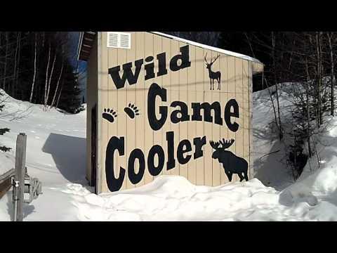 wild game cooler