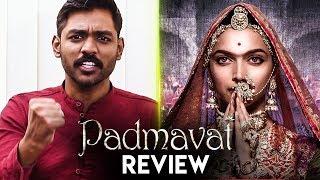 Padmaavat Review | Ranveer Singh | Deepika Padukone | Shahid Kapoor