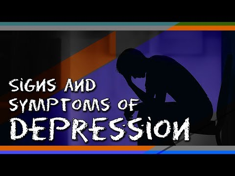 Signs and Symptoms of Depression -  Depression Symptoms - Signs of Depression you might be ignoring