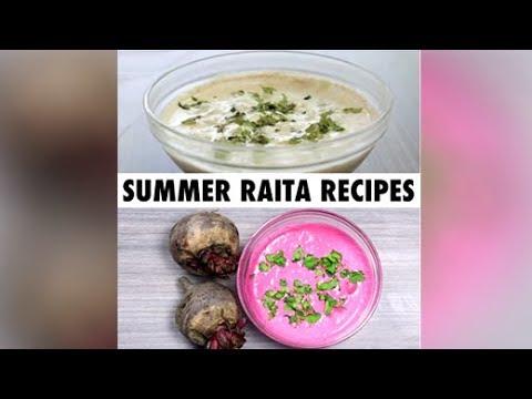 How To Make Raita at Home | Homemade Raita Recipes | Summer Raita Recipes