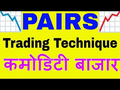 Pairs trading technique in commodity future markets. [ HINDI ]