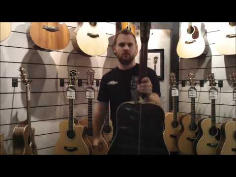 Santa Cruz Tony Rice Dreadnought | Music Stores in Springfield MO