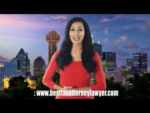 Tax Attorney Dallas