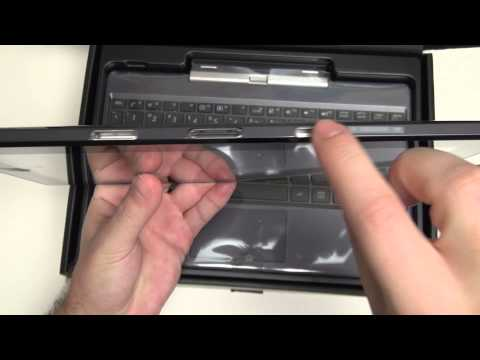 Asus Transformer Book T100 Unboxing