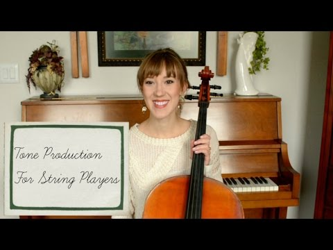 How To Make a Better Cello Sound   How To Music   Sarah Joy