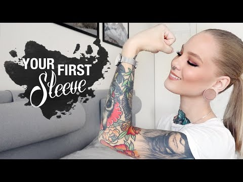 Getting a Tattoo Sleeve: Do's & Don'ts