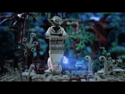 Yoda's Hut - LEGO Star Wars - Should Have Joined Forces