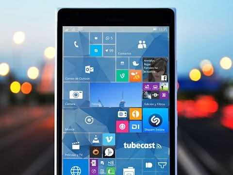 Quick review of Microsoft Windows 10 Preview for Mobiles and should you update ?