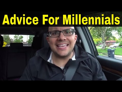 All Millennials Should Hear This-Best Advice For Success