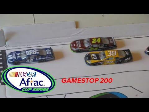 Aflac Cup Series Season 3 Race 21 - GameStop 200 The Finale