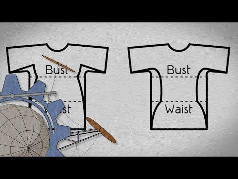 T-Shirt Tailoring: Sewing Basics #5