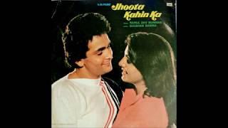 Kishore Kumar and Asha Bhosle_Barah Baje Ki (Jhoota Kahin Ka; RD Burman, Gulshan Bawra; 1979)