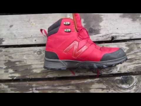 New Balance MO1099 Waterproof Hiking Boot review