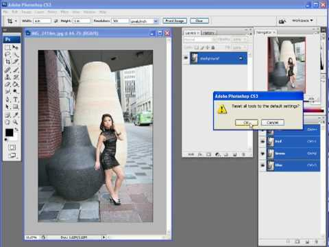 Photoshop CS3 Cropping Basics.mov