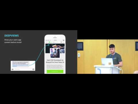 Droidcon NYC 2016 - Intro to Deep Linking on Android
