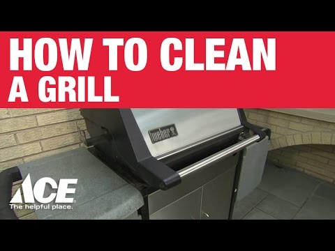 How To Clean a Grill - Ace Hardware
