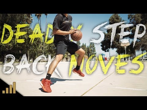 How to: Deadly Step Back Moves for Shooters to Get Open!!! (USE THESE MOVES!)