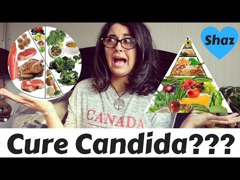 How to Cure Candida? CONFUSED - Candida Diet VS 80/10/10 Diet