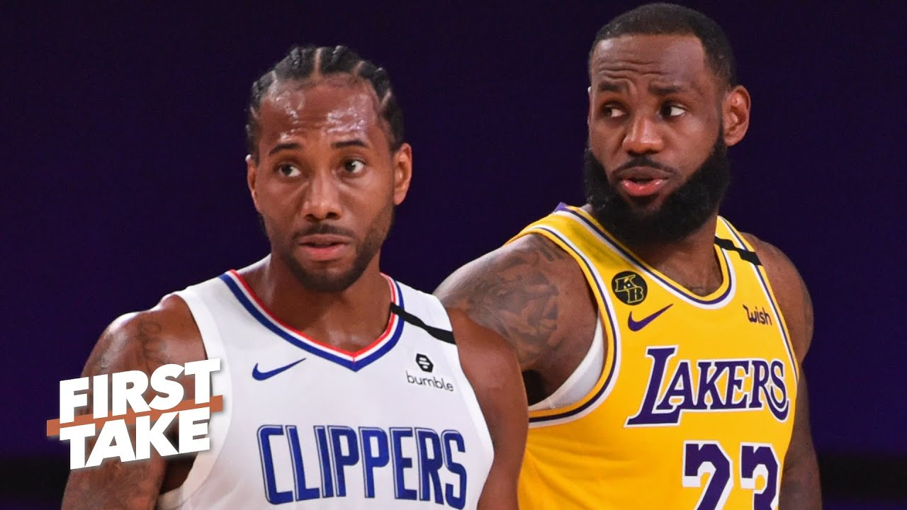 Kawhi owes us a Western Conference finals matchup against LeBron! - Stephen A. | First Take