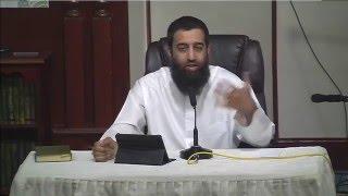 Treatment of Guests in Islam - Sheikh Aqeel Mahmood