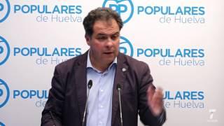 El PP pide a la Agrupación de las Infraestructuras que pida a la Junta que cumpla