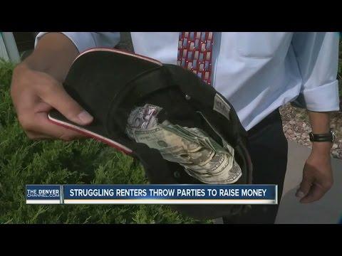 Rent parties raise cash for emergency rental assistance