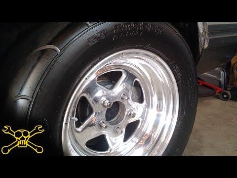 Polishing Aluminum Wheels