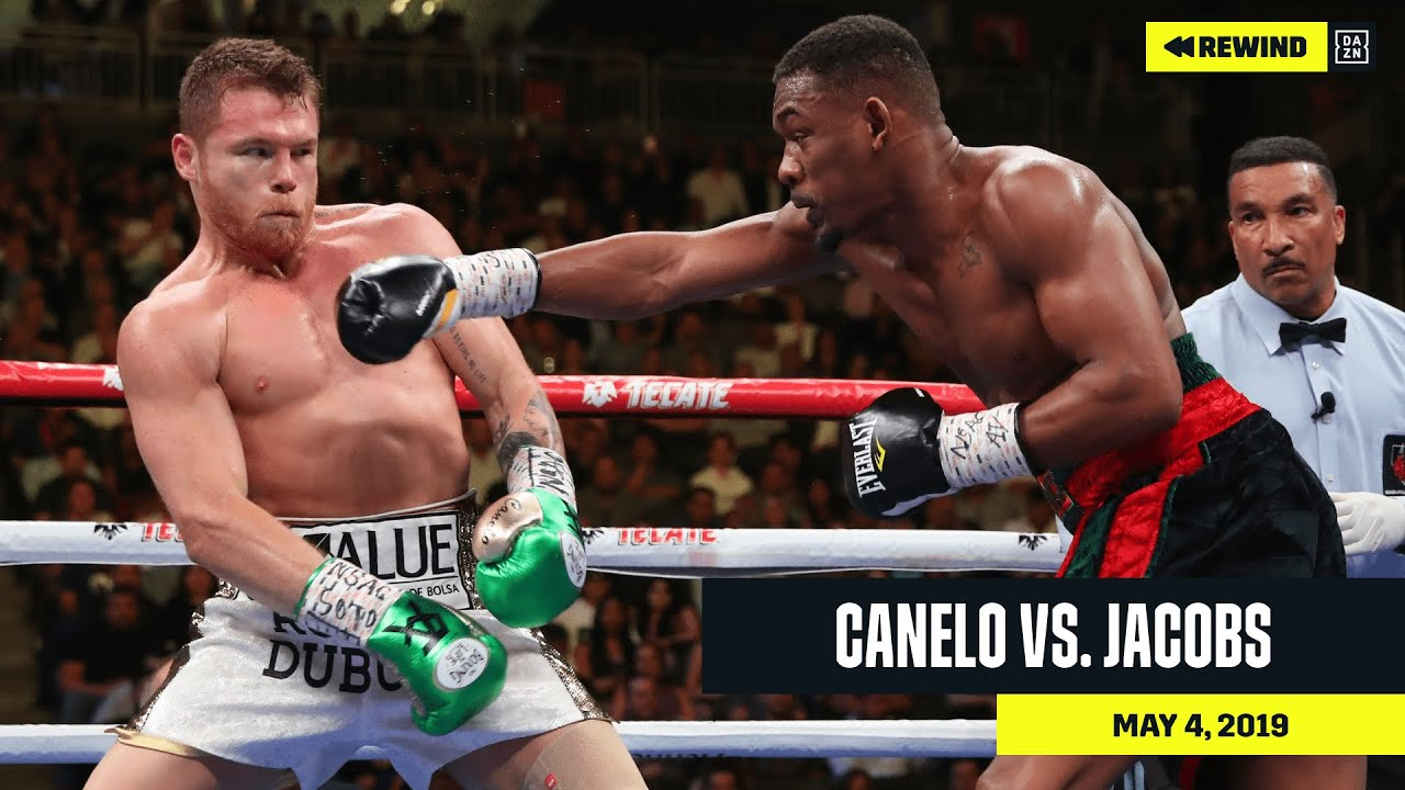 FULL FIGHT | Canelo vs. Daniel Jacobs (DAZN REWIND)