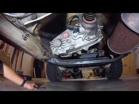 1999 Jeep Cherokee - Transfer Case Fluid Change NP231