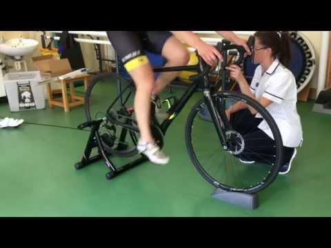Parkside Hospital Physiotherapy Bike Fit Service