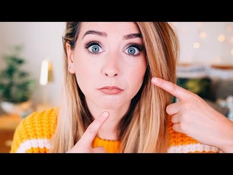 My Makeup Routine For Problem Skin Days | Zoella