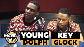Young Dolph & Key Glock List Best Weed In US, Address Airport Incident + Talk