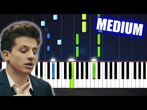 Charlie Puth - How Long - Piano Tutorial (MEDIUM) by PlutaX