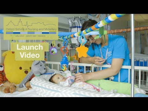 Oxford School of Nursing and Midwifery Launch Video