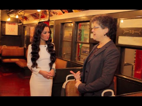 Tour the New York Transit Museum (ClearVISION)