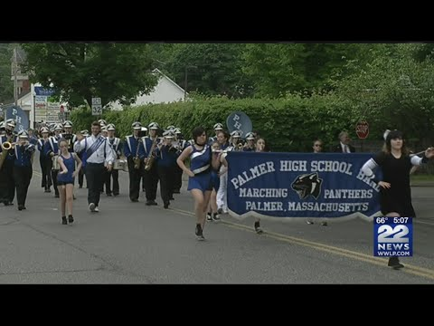 Memorial Day parade held in Palmer