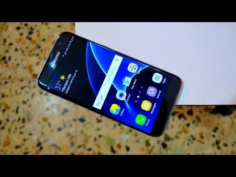 Samsung Galaxy S7 Edge Hands On & Impressions!