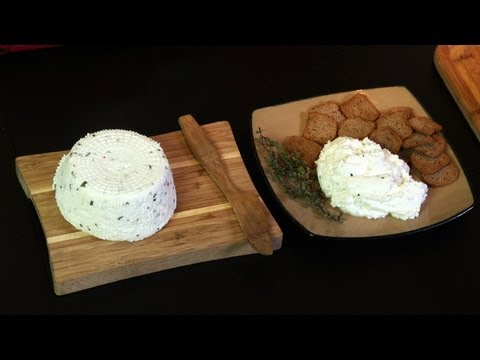 How to Make Whole Milk Ricotta Cheese