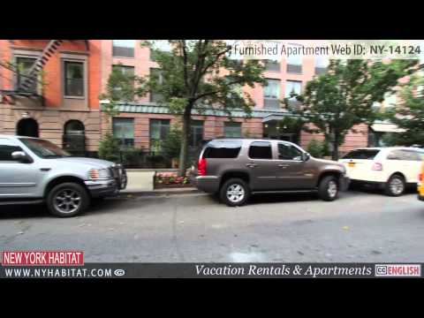 Video Tour of a 1-Bedroom Furnished Apartment in Chelsea, Manhattan, New York