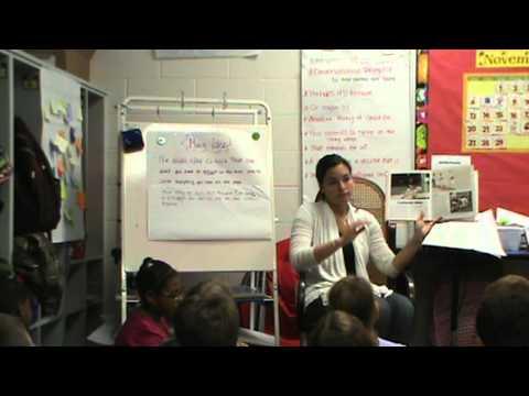 Nonfiction Main Idea Mini Lesson