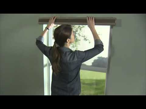 Installing Outside Mount Cellular Shades